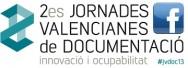 Evento en Facebook de las 2es Jornades Valencianes de Documentació