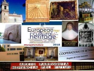 2018 Any Patrimoni Cultural Europeo_Logo L'Arxiu Parroquial