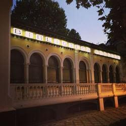 Biblioteca de Granada tallada i fosca Alicia Sellés