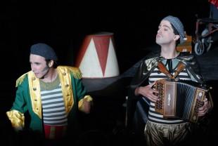 Espectáculo teatral de la Compañía PAI-Zaragoza