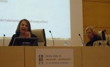 Foto de ponentes en la mesa redonda La experiencia archivística en Argentina (2011)