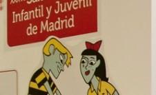 Cartel del XXXVI Salón del Libro Infantil y Juvenil de Madrid.