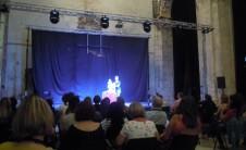 Foto del escenario y asistentes al VI CONTesCOLTES