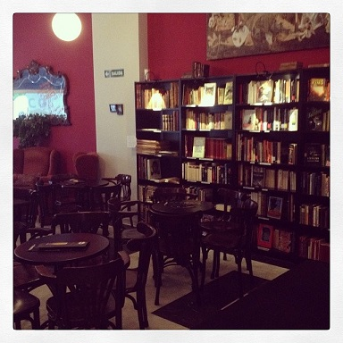 Foto parcial del Café Bombón (Valencia)