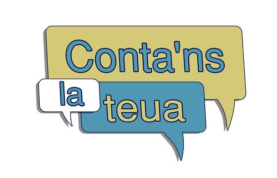 Logo de Conta'ns La Teua
