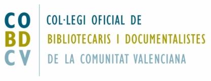 COBDCV - Sitio web del Col·legi Oficial de Bibliotecaris i ...