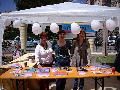 Foto de las Trobades d'Escoles en Valencià (2009, Petrer)