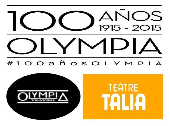 Logo Olympia Metropolitana
